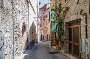Hotel nel centro storico di Perugia